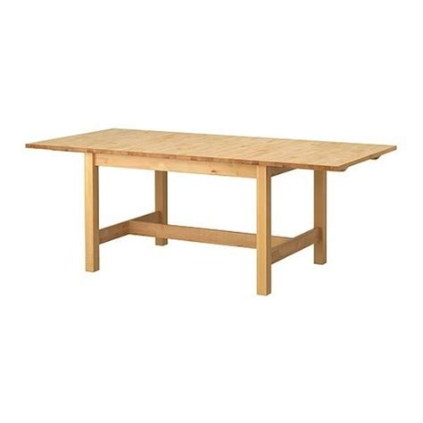 Norden Dining Table Norden Extendable Table Remodelista