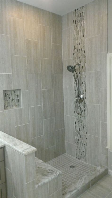 love the bathroom did you use bullnose in shower to