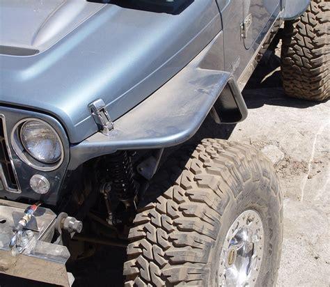 Jeep Tj Fenders Jeep Tj Fenders 6 Inch Flare 97 06 Wrangler Tj Lj Tnt