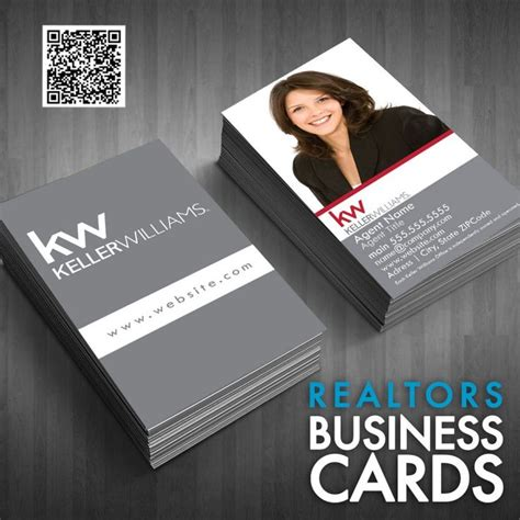 keller williams realty business card templates 16 best real estate branding new announcement