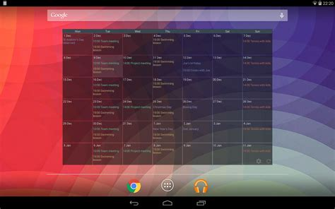 touch calendar apk touch calendar free android apps on play