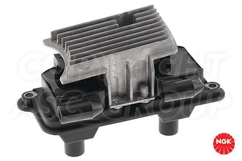 new ngk ignition coil for audi a4 b5 1 8 saloon 1995 00 ebay