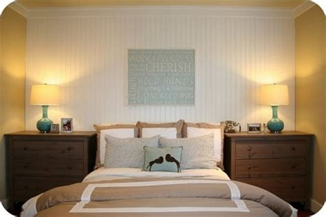 beadboard bedroom wall beadboard accent wall for the casa pinterest