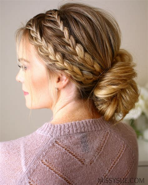 Braided Updo Hairstyles by Braided Updo Sue
