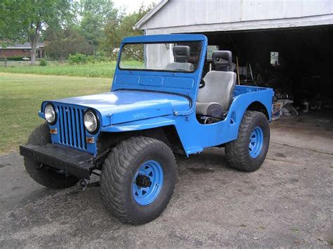 52 Willys Jeep Willys Related Images Start 100 Weili Automotive Network