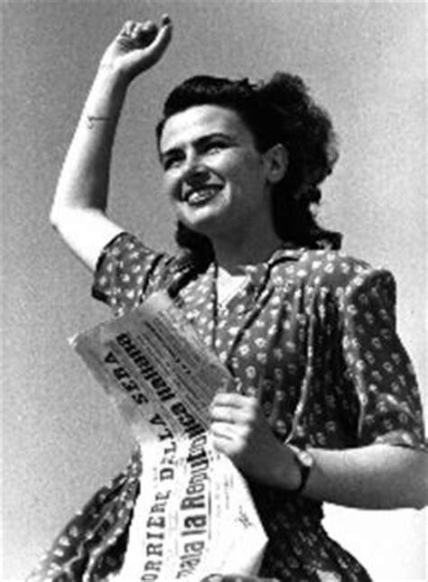 Storia d'Italia per immagini: 1945 – 1946 - Paperblog