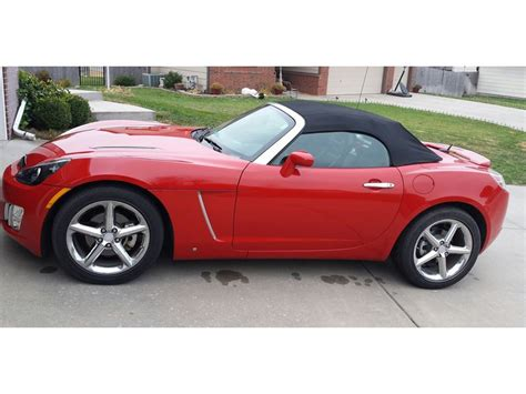 saturn sky sale used 2008 saturn sky line for sale by owner in derby