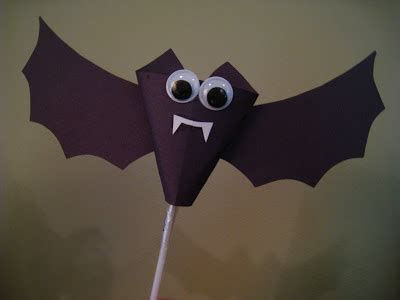 bat crafts for 4 craft paper bats