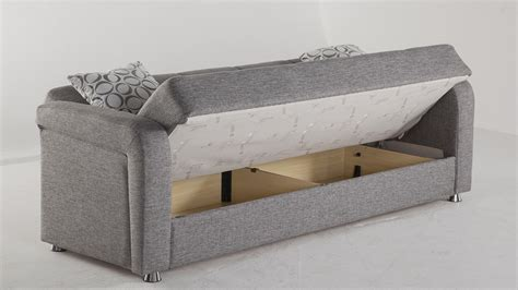 sofa beds with storage vision sofa bed with storage