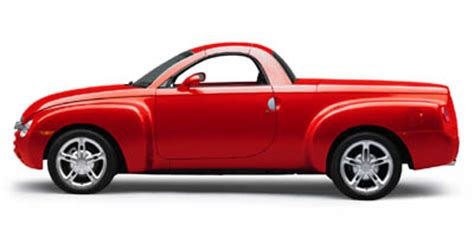 chevrolet ssr chevy page  review  car connection