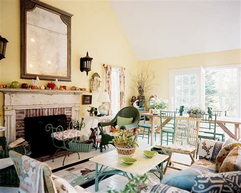 vintage livingroom country living room photos 41 of 214