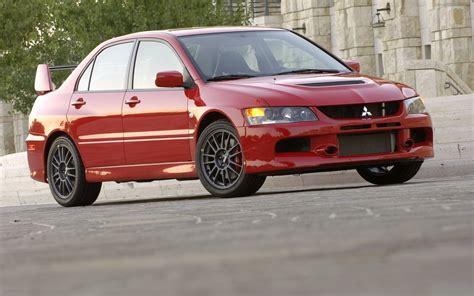 mitsubishi evolution 9 mitsubishi lancer evo ix mr widescreen exotic car