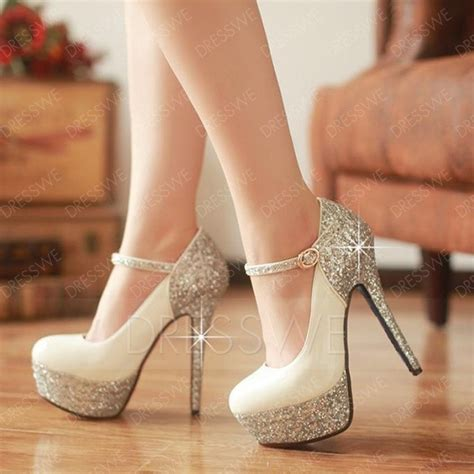 high heels for prom dresses new high heel platform prom shoes with