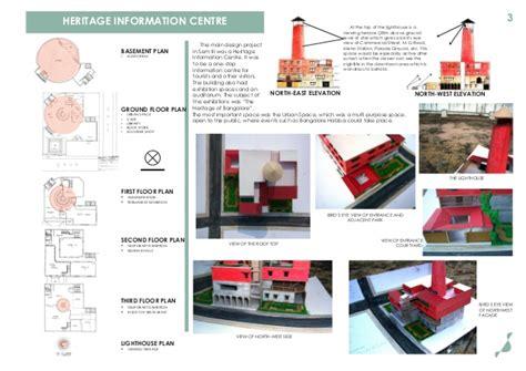 Lighthouse Floor Plans architectural portfolio