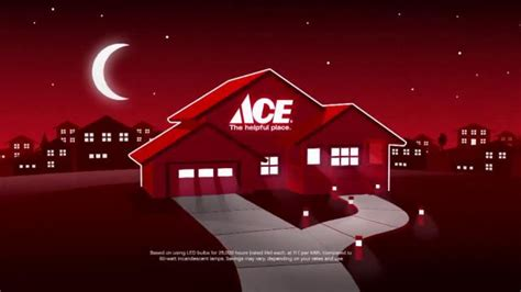 Lu Led Di Ace Hardware ace hardware tv spot led bulbs ispot tv