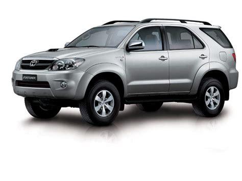 Toyota 4runner Vs Toyota Fortuner Toyota Fortuner Suv