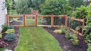 Front Yard Fencing Options - cedar river construction make your fence of deck happen