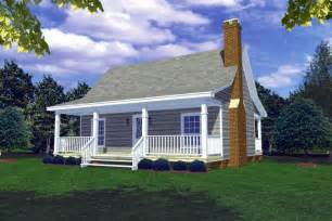 Small House Plans With Porches Cottage Plan 600 Square Feet 1 Bedroom 1 Bathroom 348