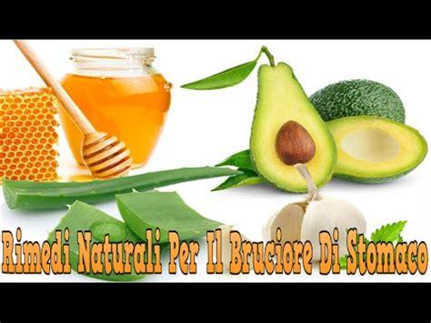 bruciore di stomaco alimentazione rimedi naturali per il bruciore di stomaco cibi per