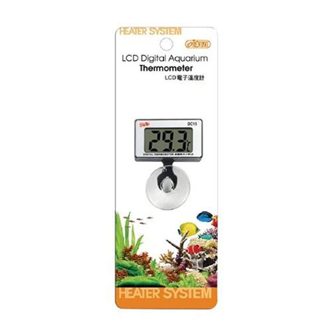 Ista Thermometer 1 ista lcd digital thermometer fresh n marine