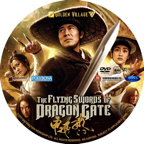 Dvd Flying Swords Of Gate 2011 covers box sk the flying swords of gate 2011
