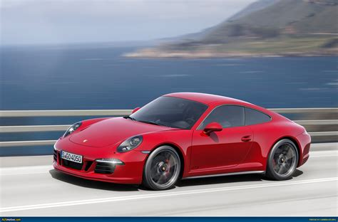 porsche 911 price ausmotive com 187 2015 porsche 911 carrera gts revealed