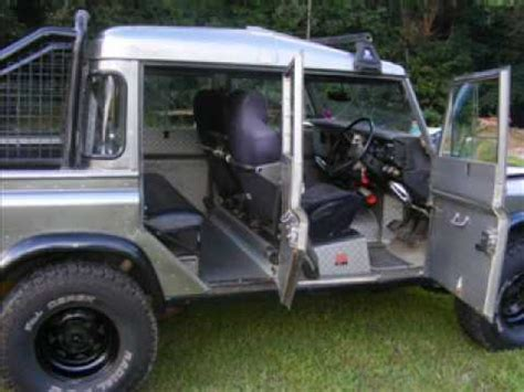land rover series 3 custom land rover 1981 custom rebuild