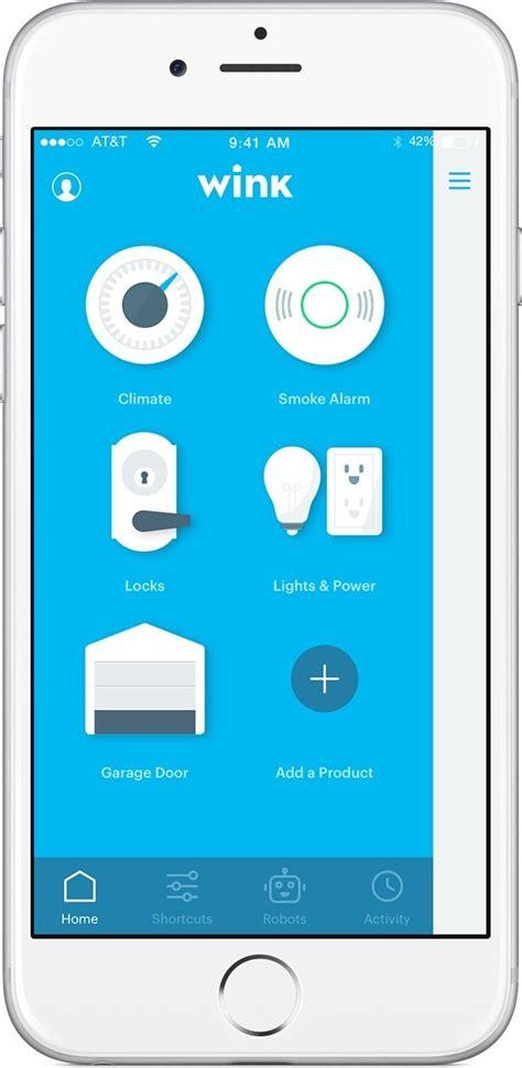 wink hub 2 lights wink hub 2 interface smarthome guide