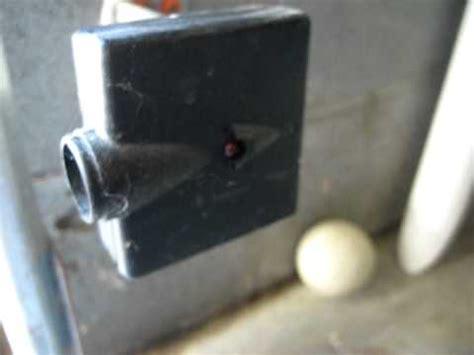 Garage Door Opener Remote Sensor Not Working Garage Genie Garage Door Sensor Home Garage Ideas
