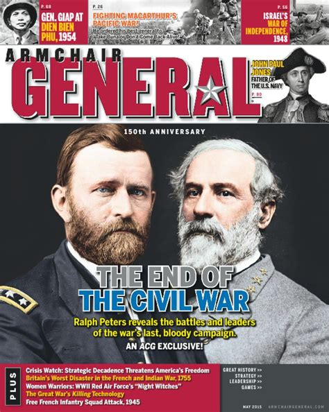 armchair generals armchair general magazine digital discountmags com