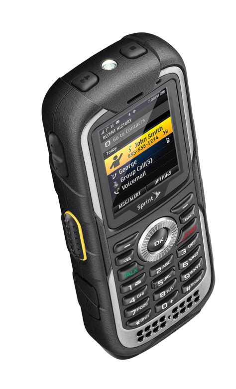 kyocera duraplus bluetooth gps push to talk phone sprint