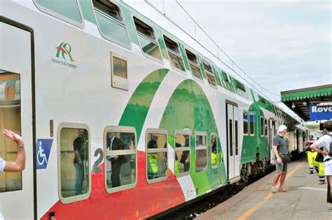 orari treni da venezia a verona porta nuova scatta il nuovo orario ferroviario addio treni regionali