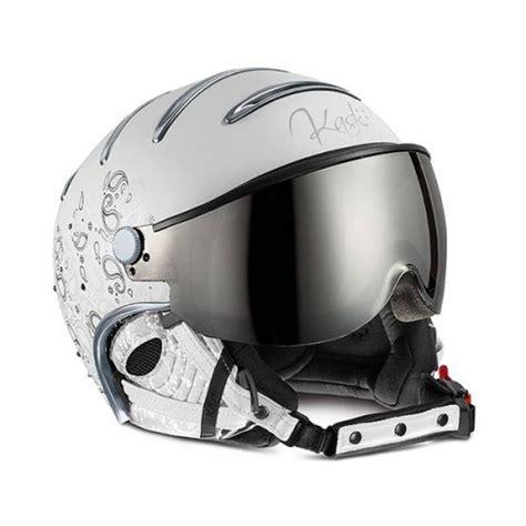 kask design helmet ski helmet kask elite lady kashmir white precision ski