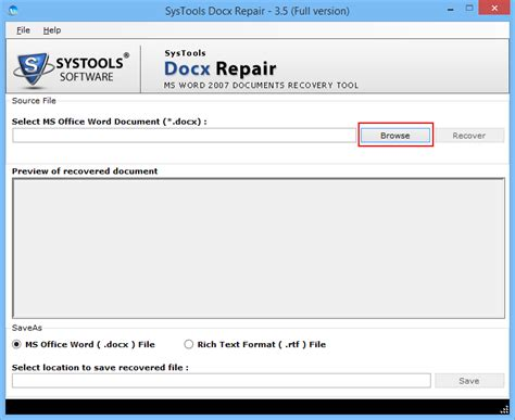 format file docx step by step manual user software guide