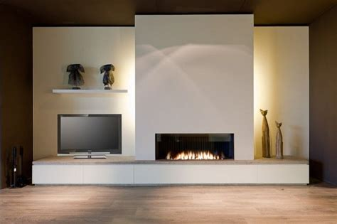 1000 ideas about modern fireplaces on