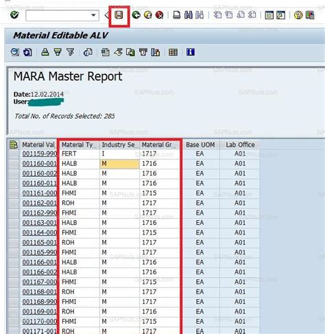 alv tutorial in sap abap alv edit and save functionality in abap