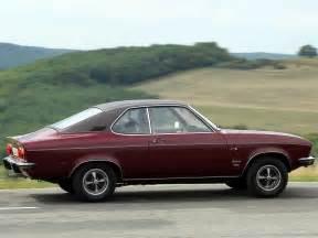 1975 Opel Manta Opel Manta A 09 1970 08 1975