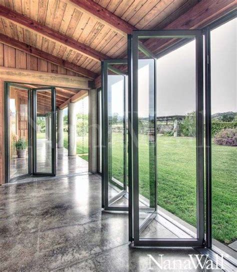 folding window walls best 25 exterior glass doors ideas on pinterest glass