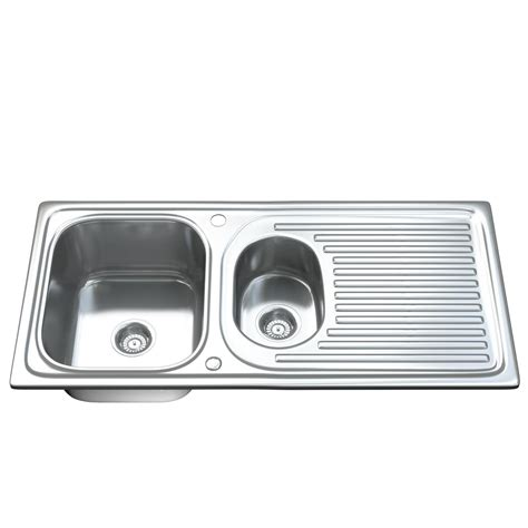 kitchen sink wastes 1502 1 5 bowl kitchen sink with waste products