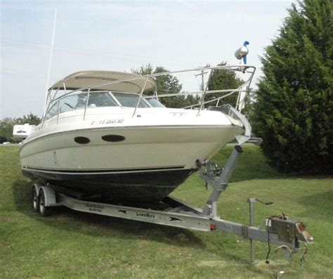 sea ray boats with cabin sea ray 280 cuddy cabin boat for sale from usa