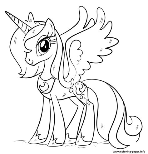my pony printable coloring pages princess my pony coloring pages printable