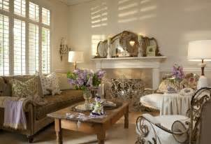 ideas for shabby chic living room interior design