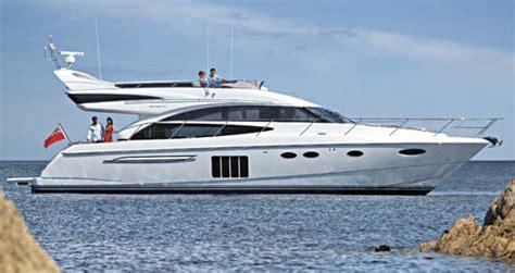 the princess boat princess 60 flybridge motoryacht power motoryacht
