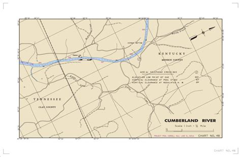 google maps boat navigation localwaters cumberland river maps boat rs