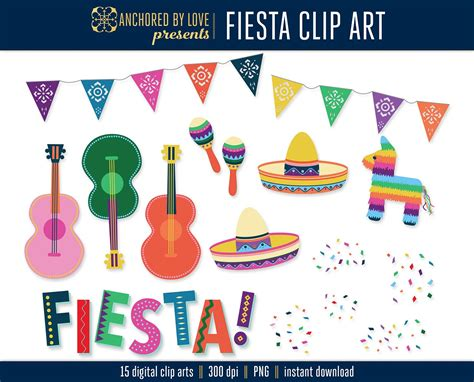 festa clipart clip illustrations creative market