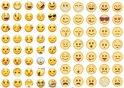 chagne emoji how to switch between different styles of emojis on android