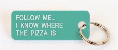 Moisturizer Pixy White Aqua Gel 18g Dozen follow me i where the pizza is keytags by