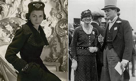 nazis in the cia closet the origins of fascism in the coco chanel under scrutiny as document proves that she