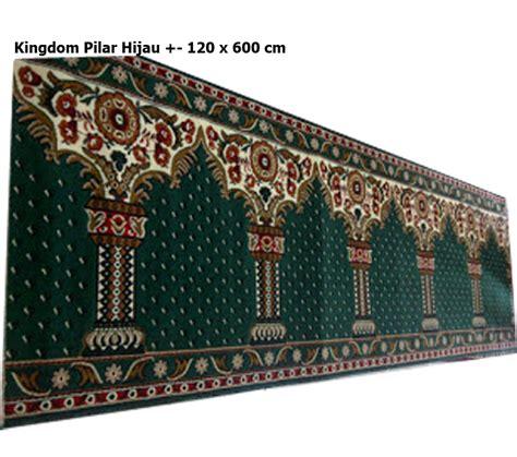 Karpet Masjid Kingdom jual berbagai karpet masjid polos handmade turki yasmin