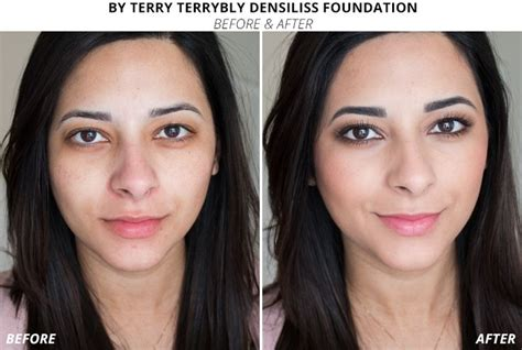 by terry terrybly densiliss foundation review before and after by terry terrybly densiliss foundation review before and